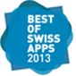 approppo best of swiss apps 2013