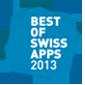 approppo best of swiss apps 2013