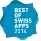 approppo best of swiss apps 2014