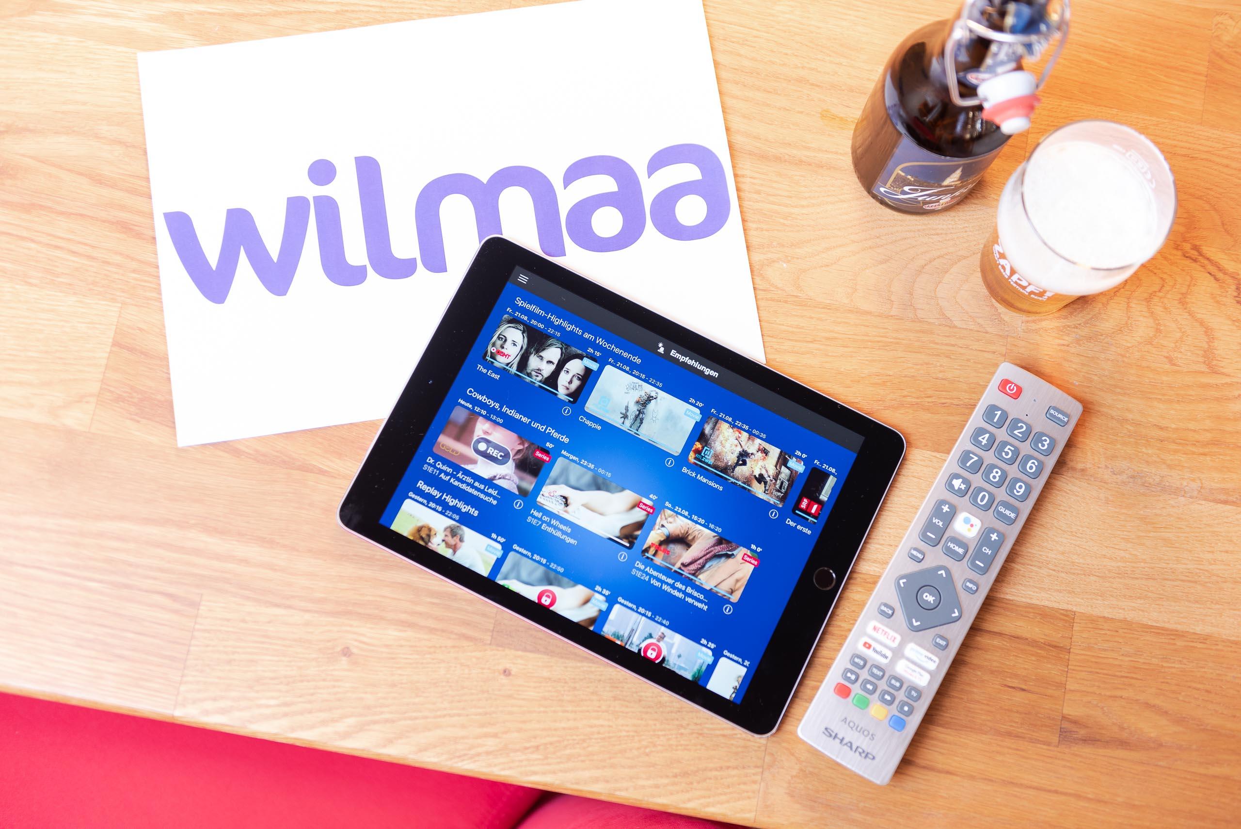 Wilmaa TV App